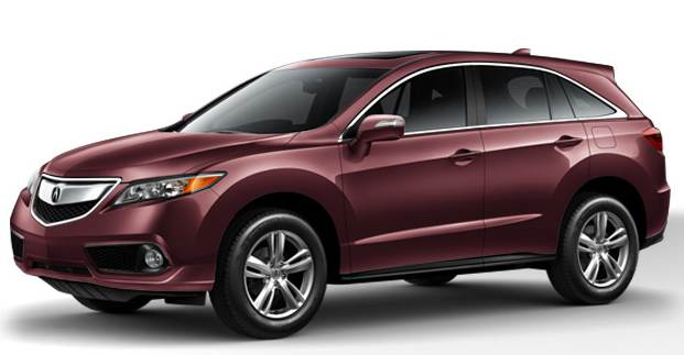 2012 acura rdx review a family suv with a sporty edge. Black Bedroom Furniture Sets. Home Design Ideas