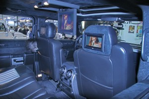 car interior 300x200 High Tech Interiors Transform Cars